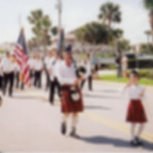 Bagpiper for All Occasions available to travel from Vero Beach and the Treasure Coast to Tampa, Orlando, Daytona, and down to Miami. Vero Beach Bagpiper. Bagpiper for hire