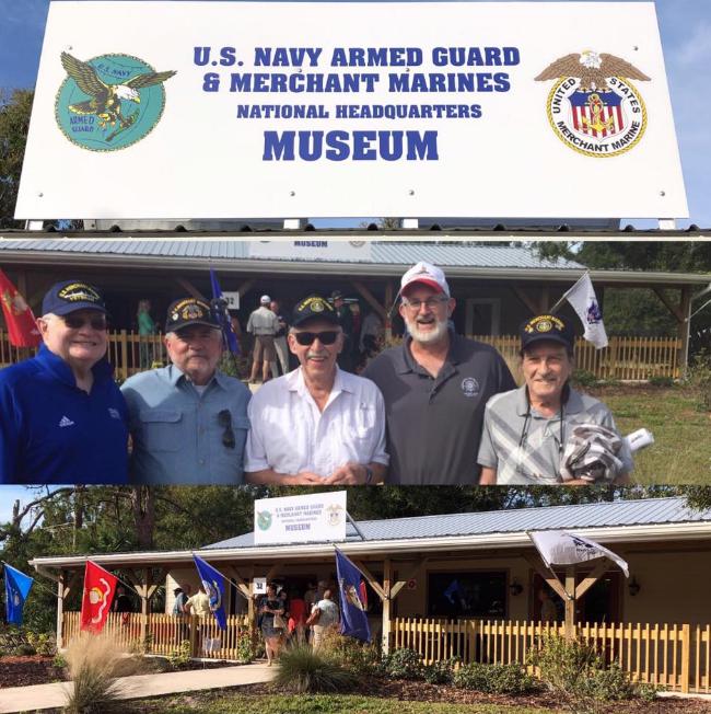 U.S. Navy Armed Guard & Merchant Marines National Headquarters Museum