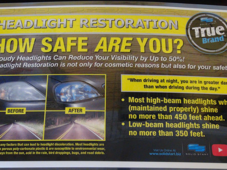 Light Up Your (Car's) Life