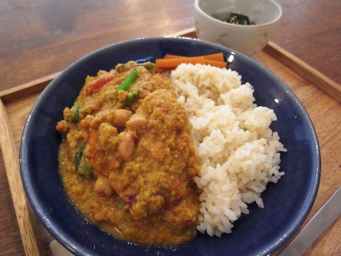 mokujiの野菜カレー