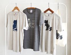 Tシャツ並べ03