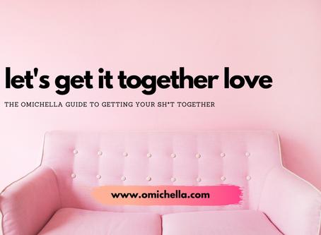 Let's Get It Together Love