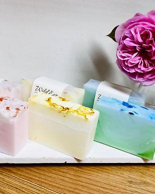 Set of 3 Soap Bars
