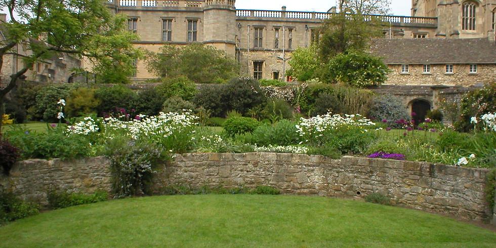 Oxford, Salisbury, Stonehenge