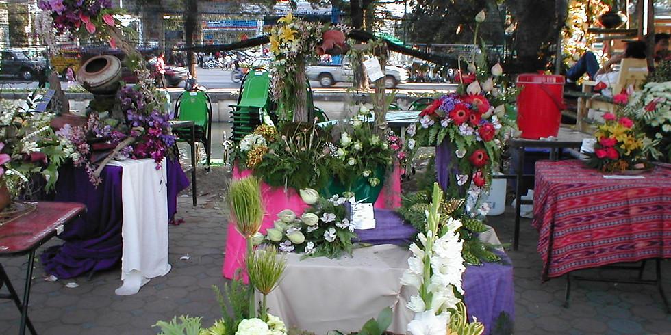 Mae Rim, Chiang Mai Flower Festival