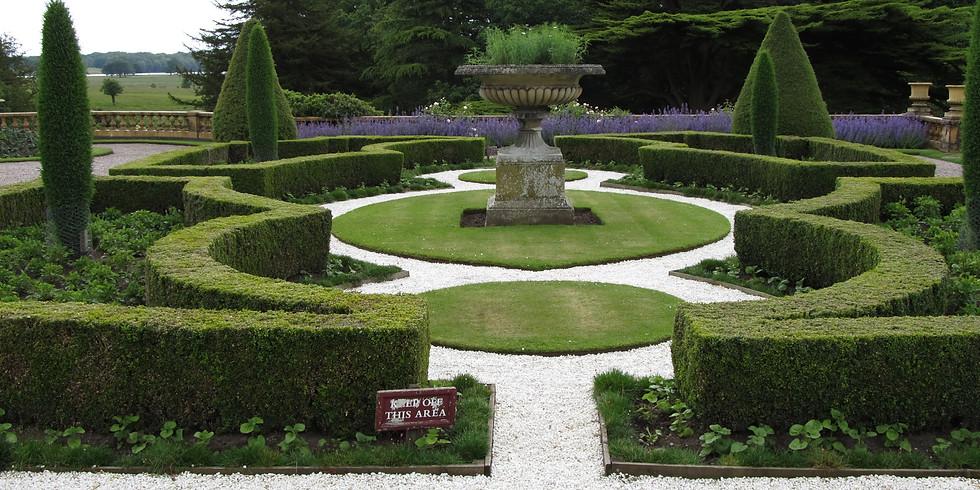 Gardens of Tatton Park