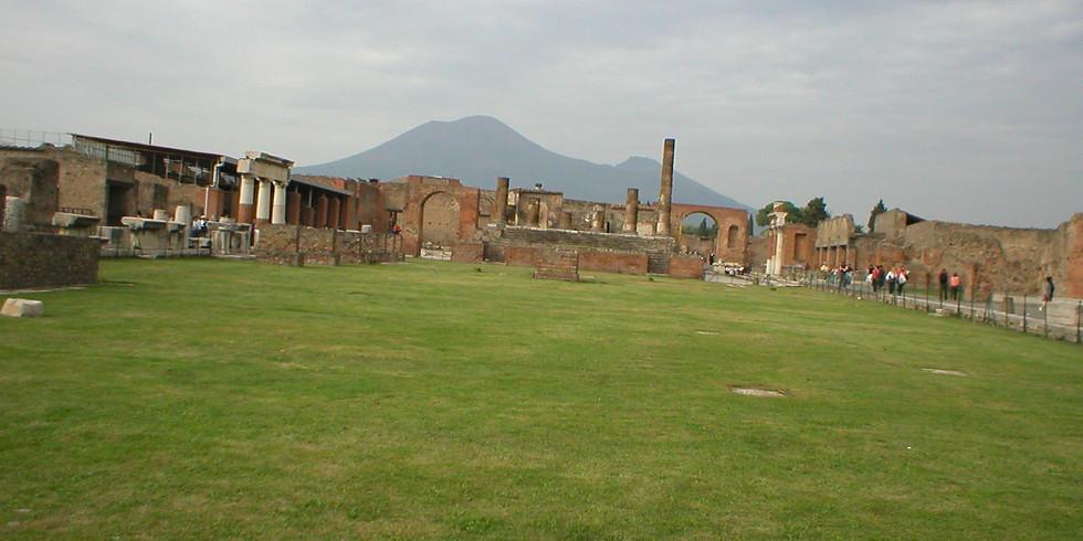 Classic World: Pompeii & Imperial Rome
