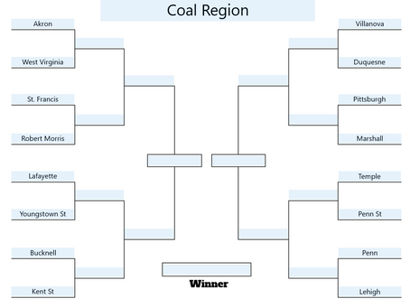 The Great 21st Century Division 1 Football Tournament (Coal region)