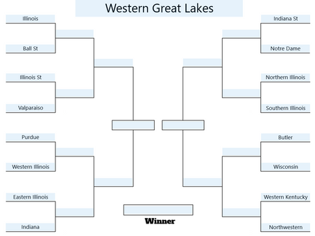 The Great 21st Century Division 1 Football Tournament (Western Great Lakes region)
