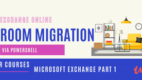 Migrate Resource Room Mailboxes to Office 365 / Exchange Online