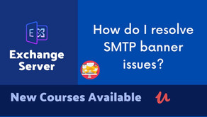 SMTP Banner need to match the rDNS - Solve mail rejection issues