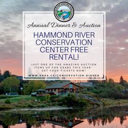 HRCC Rental Auction Item
