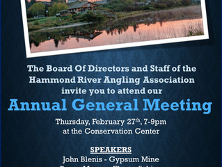AGM is coming soon!!