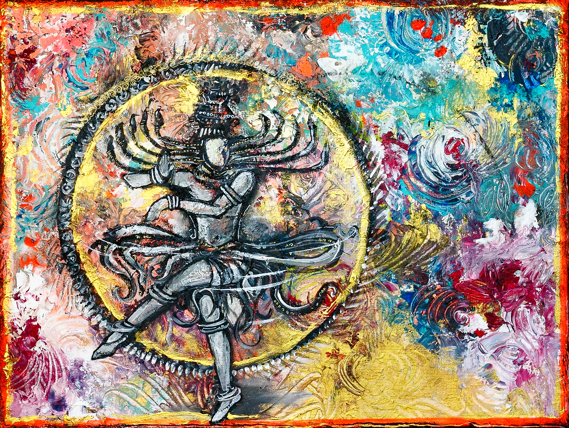 Dance of chaos (sold)