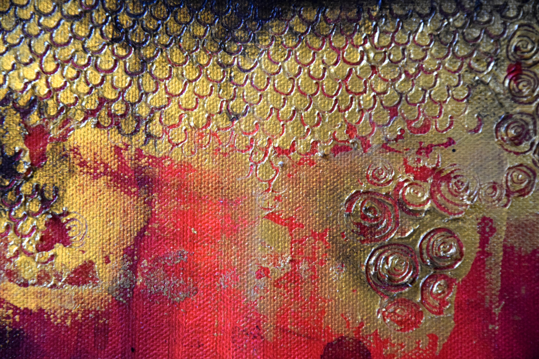 Close up of 'Shiva' (available)