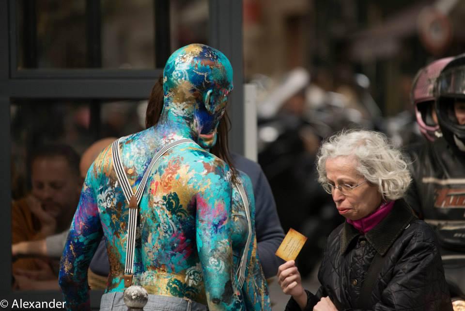 Body painting II