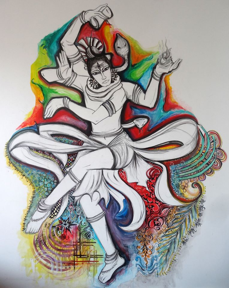 Dancing Shiva, Nataraj