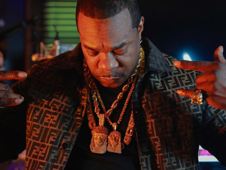 """Busta Rhymes is back with his 10th studio album, """"Extinction Level Event 2- The Wrath of God"""""""