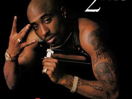 "2PAC - All Eyez On Me ""Album"" #TBT"