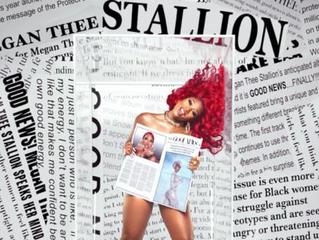 """Megan Thee Stallion - """"Good News"""" Album"""