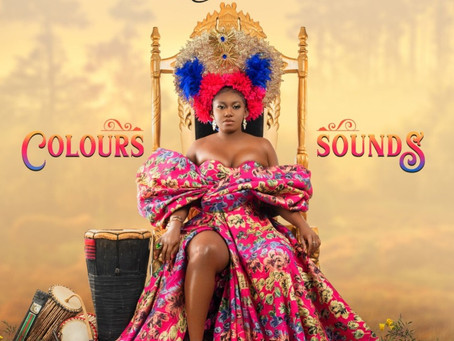 "Niniola - Colours and Sounds ""Album"""