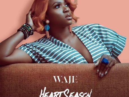 Waje - Heart Season EP - So Heartfelt.