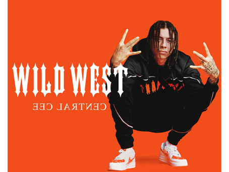 """Central Cee - """"Wild West"""" Mixtape"""