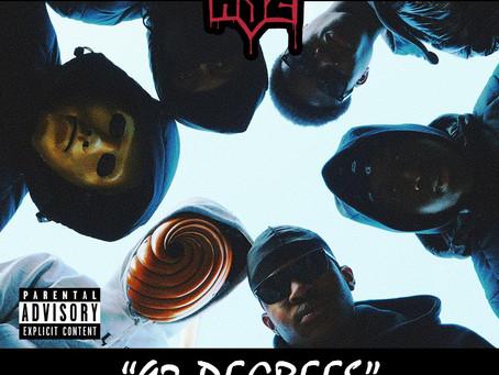 Irish Drillers A92 Debut mixtape - 92 Degrees!