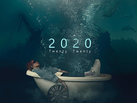 """JYellowL - """"2020 D Vision"""" Album"""