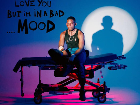 """Jafaris - """"I Love You But I'm In A Bad Mood"""" EP"""