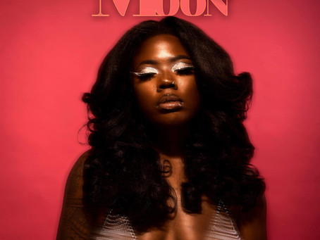 KayCee Shakur - Nu Moon Album - A modern Hip Hop - Soul project.