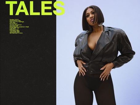 """Jazmine Sullivan - """"Heaux Tales"""" A modern R&B project with a diffusion of nostalgia vibes."""
