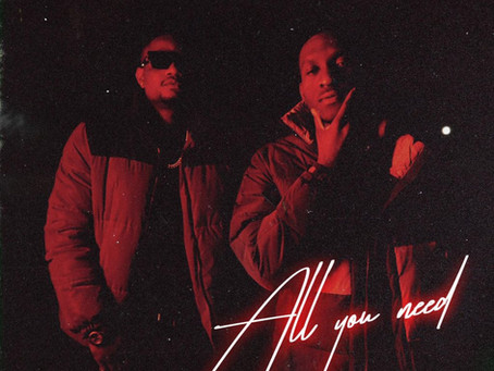 "DJ Tunez X J Anthoni ""All You Need"" EP"