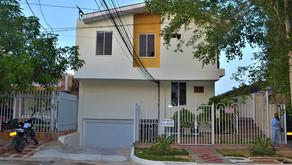 Vende Hermosa Casa Barrio La Concepción Barranquilla - V100