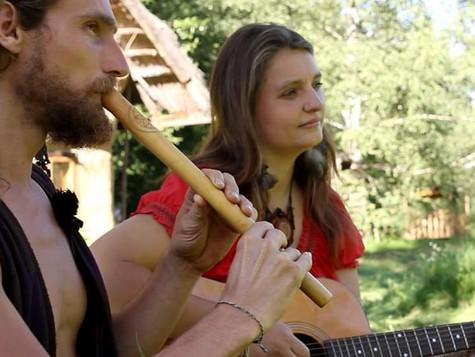 Tóny Brány (Ladiva a Tomáš) - koncert s besedou