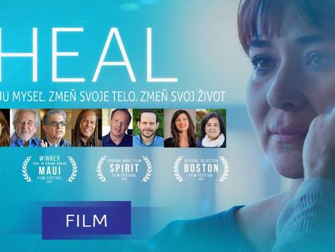 HEAL /Uzdravenie - premietanie filmu