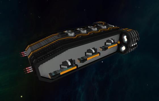 HS Troop Transport: stronger, faster, better.