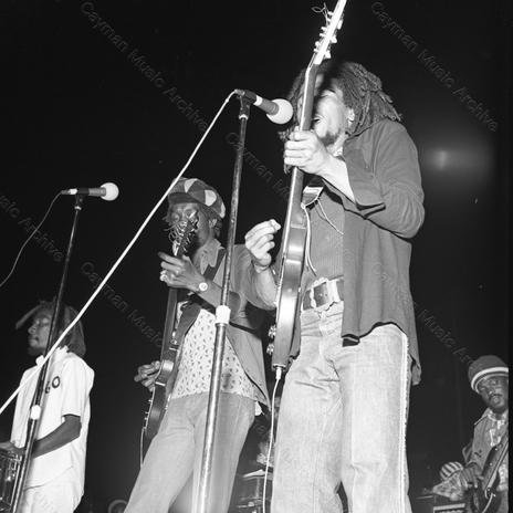 Bob Marley Peter Tosh Kingson 1975 3