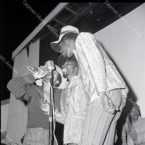 Bob Marley And The Wailers Carib Theatre