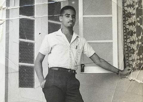 Ossie Hamilton Bob Marley Photographer