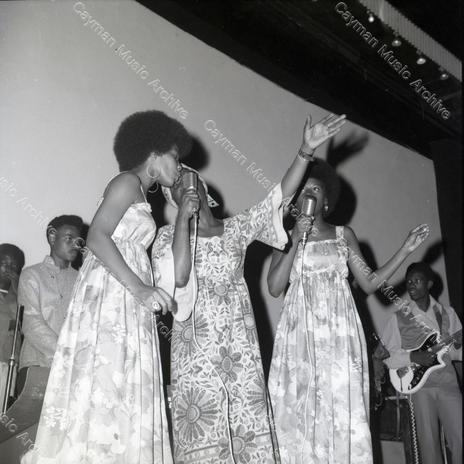 The Soulettes QueensTheatre 1969 1