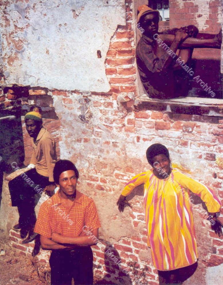 1968 Port Royal Lighthouse Bob Marley an