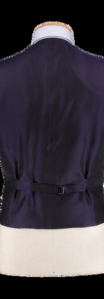 Navy Blue Waistcoat