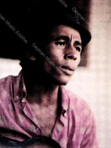 1968 Port Royal Bob Marley Series 1