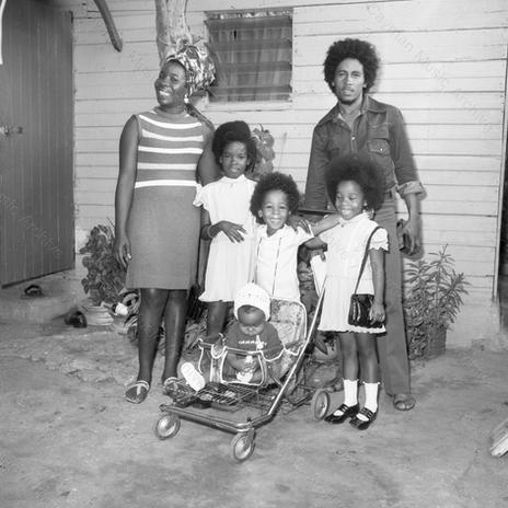 Bob Marley Family 0