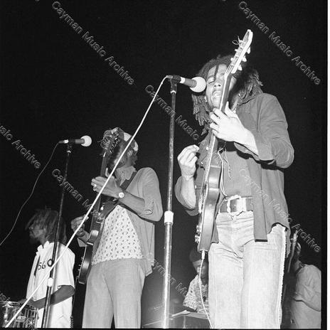 Bob Marley Peter Tosh Kingson 1975 2