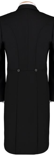 Morning Suit Jacket Back