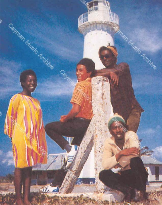 1968 Port Royal Lighthouse Bob Marley and the Wailers