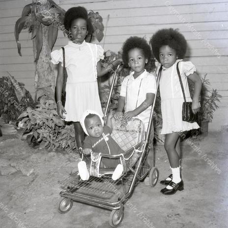 Bob Marley Family 3