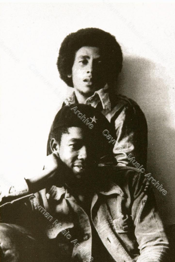 Bob Marley & Peter Tosh London 1971